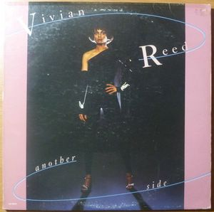 VIVIAN REED - Another side - LP