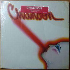 CHANSON - Same - LP