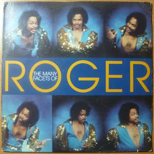 ROGER - The many facets of Roger - LP