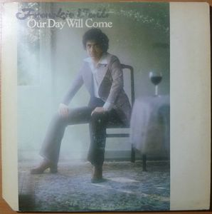 FRANKIE VALLI - Our day will come - LP