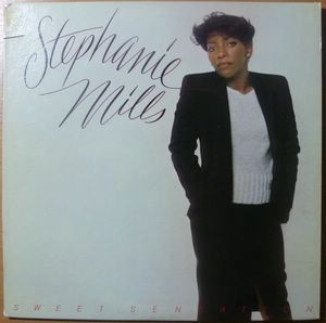 STEPHANIE MILLS - Sweet sensation - LP