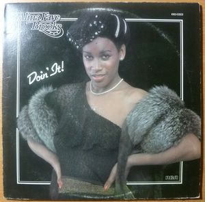 ALMA FAYE - Doin' it - LP