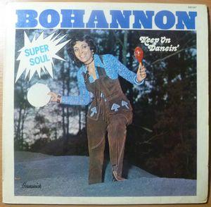 HAMILTON BOHANNON - Keep on dancin' - LP