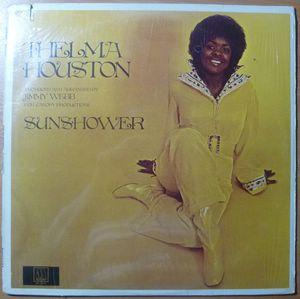 THELMA HOUSTON - Sunshower - LP