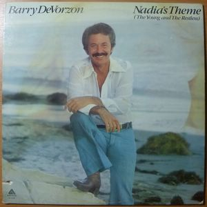 BARRY DEVORZON - Nadia's theme - LP