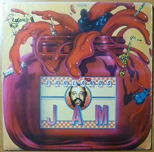 CHARLES EARLAND - Earland's Jam - LP