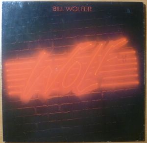 BILL WOLFER - Wolf - LP