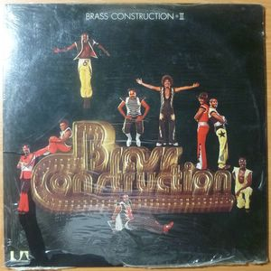 BRASS CONSTRUCTION - II - LP