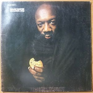 ISAAC HAYES - Chocolate Chip - LP Gatefold