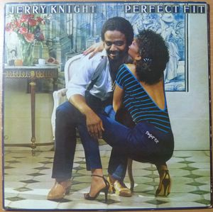 JERRY KNIGHT - Perfect fit - LP