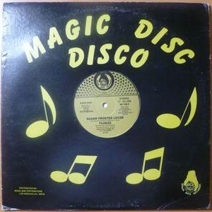 FLAKES - Sugar frosted lover - 12 inch 33 rpm