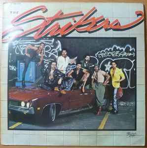 THE STRIKERS - Same - LP