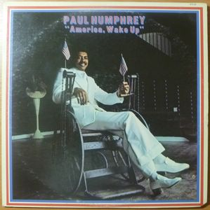 PAUL HUMPHREY - America wake up - LP