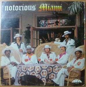 MIAMI - Notorious - LP