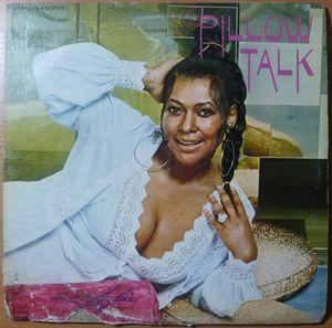 SYLVIA - Pillow talk - LP