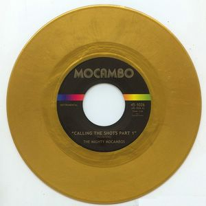 THE MIGHTY MOCAMBOS - Calling the shots Pt 1 / Pt 2 - 7inch (SP)