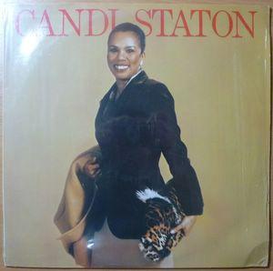 CANDI STATON - Same - LP