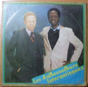 LES AMBASSADEURS INTERNATIONAUX - Same - LP