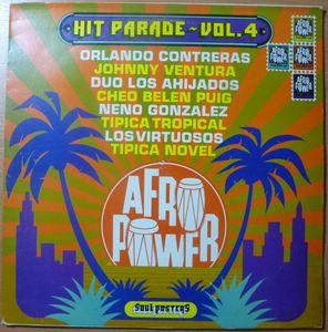 VA: Johnny Ventura, Neno Gonzalez, Los virtuosos, … Hit Parade Vol. 4