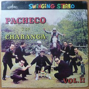 PACHECO Y SU CHARANGA - Swinging stereo Vol. 2 - LP