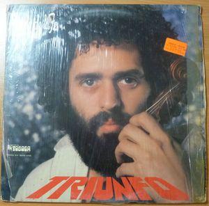 ALFREDO DE LA FE - Triunfo - LP
