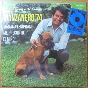 ARMANDO MANZANERO - 74 - LP