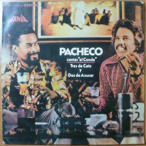 PACHECO - Tres de cafe y dos de azucar - LP