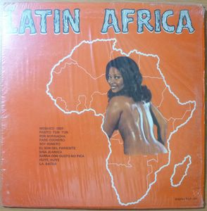 VARIOUS - Latin Africa - LP