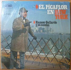 RAMON GALLARDO Y SU COMBO - El picaflor en New York - LP