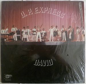 D. P. EXPRESS - David Vol. 5 - LP