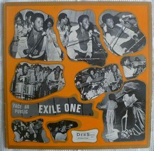 Exile One Face au public