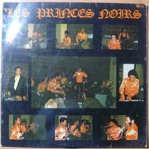 LES PRINCES NOIRS - Same - LP