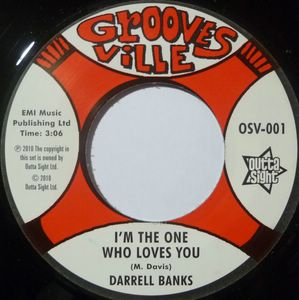Darrell Banks (Northern Soul) I'm the one who loves you / I'm knocking at  your heart