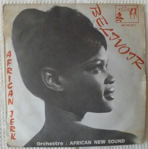AFRICAN NEW SOUND - Belivoir / African Jerk - 7inch (SP)