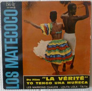 Los Matecoco Yo tenga una Muneca 4 tracks)