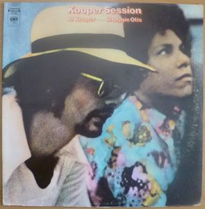 AL KOOPER INTRODUCES SHUGGIE OTIS - Kooper session - LP