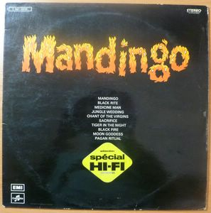 MANDIGO - Same - LP