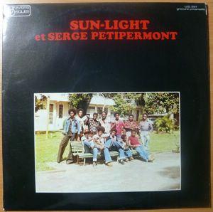 SUN-LIGHT ET SERGE PETIPERMONT - Same - LP