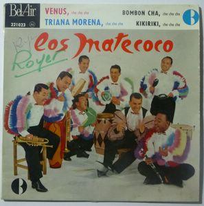 Los Matecoco Venus (4 tracks)
