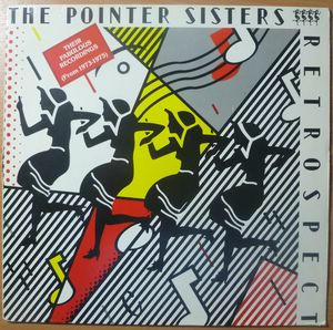 The pointer sisters Retrospect