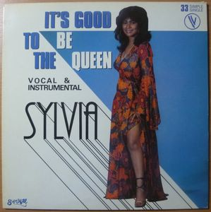 SYLVIA - It's good to be the queen - LP