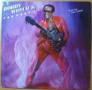 BOBBY WOMACK - The poet 2 - LP