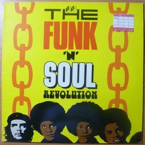 VA: BOOBIE KNIGHT, ALVIN CASH, S.O.U.L., .. - The Funk 'n' Soul revolution - LP