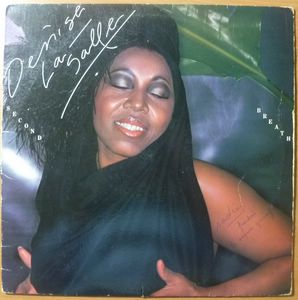 DENISE LASALLE - Second breath - LP