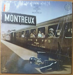 GENE AMMONS AND FREINDS - At Montreux - LP
