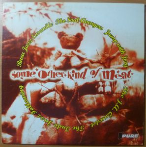 VARIOUS - Some other kind of meat - LP