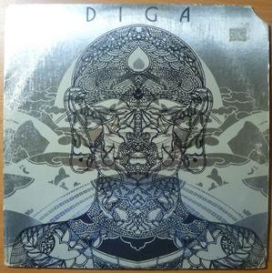 DIGA RHYTHM BAND - Diga - LP