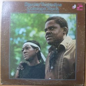 STANLEY TURRENTINE - Common touch - LP