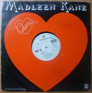 MADLEEN KANE - Cheri - 12 inch 33 rpm
