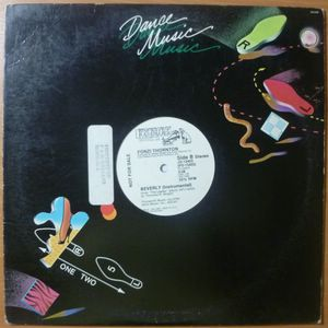 FONZI THORNTON - Beverly / Instrumental - 12 inch 33 rpm